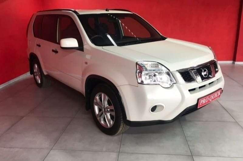 Nissan X-Trail 2.0dCi XE 2013