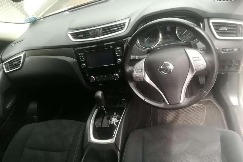 Nissan X-Trail 2.5 4x4 LE CVT 2017