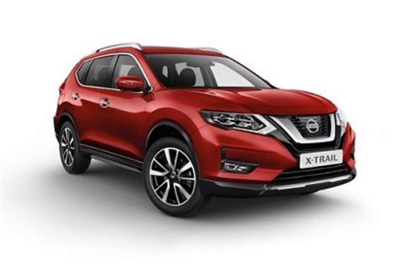 Nissan X-Trail 2.5 Acenta Plus 4x4 CVT 7 Seater 2018