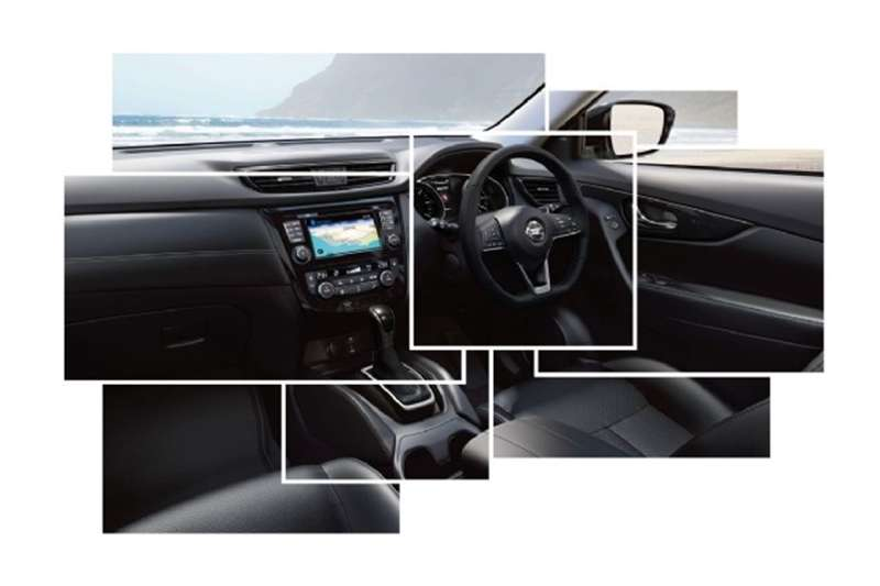 Nissan X-Trail 2.5 Acenta Plus 4x4 CVT 7 Seater 2018