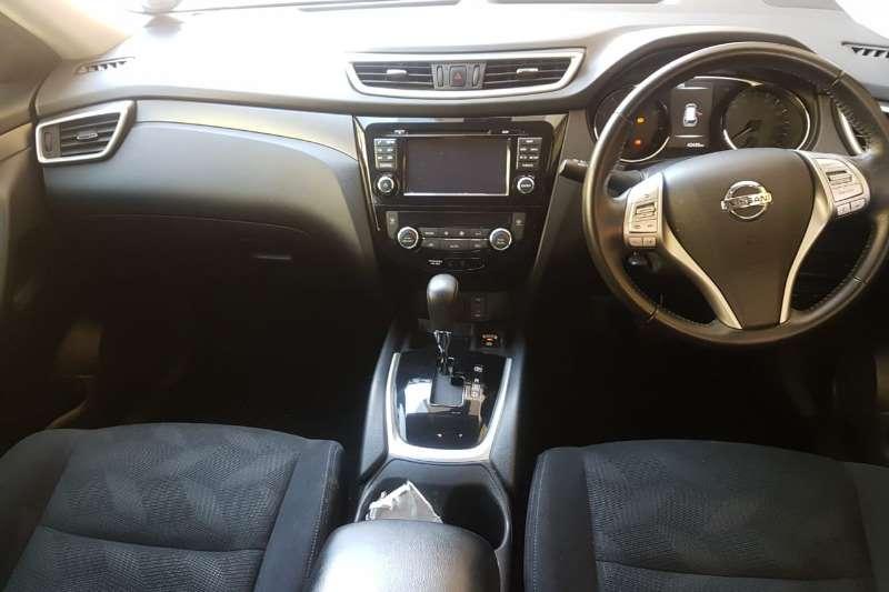 2017 Nissan X-Trail 2.5 4x4 LE CVT