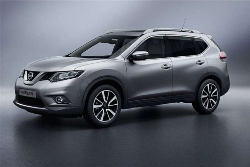 2019 nissan x trail x trail 2 5 acenta 4x4 cvt crossover. Black Bedroom Furniture Sets. Home Design Ideas