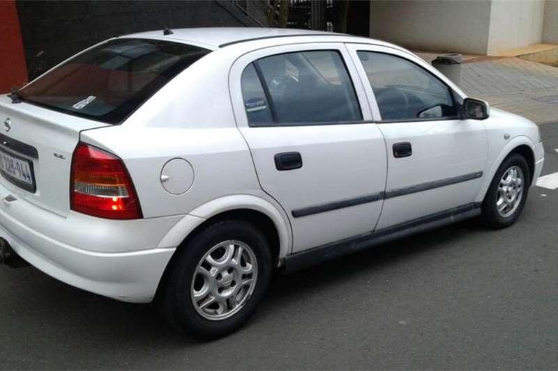 2001 opel astra 1 6 enjoy cars for sale in kwazulu natal r 39 999 on auto mart. Black Bedroom Furniture Sets. Home Design Ideas