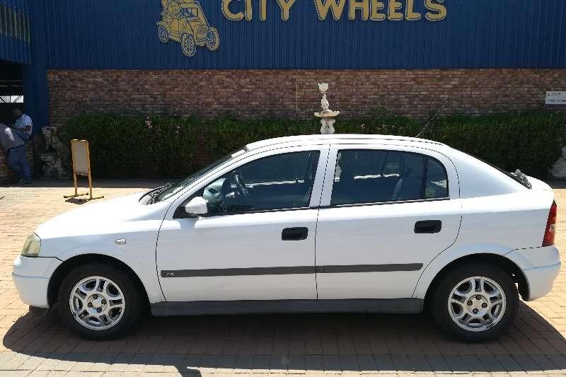 2001 Opel Astra