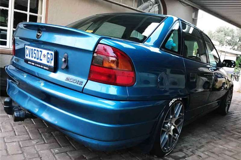 1995 opel astra 200ts cars for sale in gauteng r 90 000 on auto mart. Black Bedroom Furniture Sets. Home Design Ideas