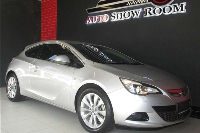 2014 Opel Astra Astra GTC 1.6 Turbo Sport Cars For Sale In Gauteng | R 189  950 On Auto Mart