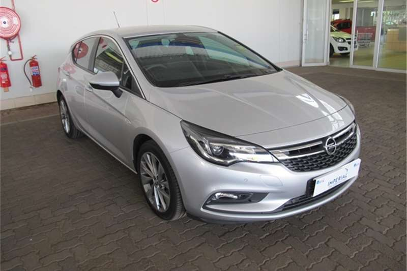 2017 opel astra astra hatch 1.4 turbo enjoy cars for sale in gauteng