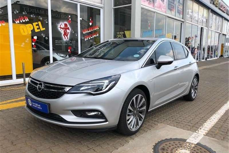 2018 Opel Astra Hatch 1 4t Sport Auto Hatchback   Petrol    Fwd    Automatic   Cars For Sale In