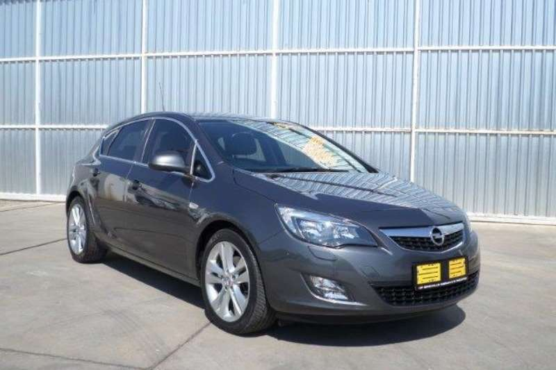 2011 Opel Astra Astra Hatch 1.6 Turbo Sport Cars For Sale In Gauteng | R  159 900 On Auto Mart