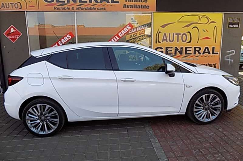 2017 Opel Astra Hatch Astra 1 6t Sport Plus  5dr  Hatchback   Petrol    Fwd    Manual   Cars For