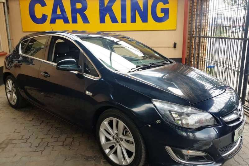 2015 Opel Astra hatch ASTRA 1.6T SPORT PLUS (5DR)