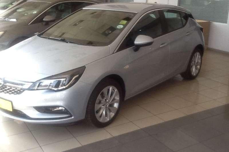 2018 Opel Astra hatch 1.0T Enjoy