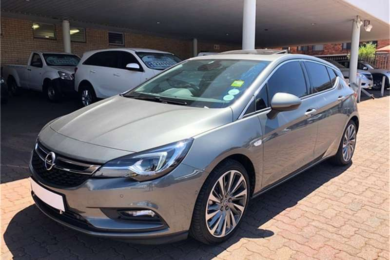 2018 Opel Astra hatch 1.6T Sport Plus