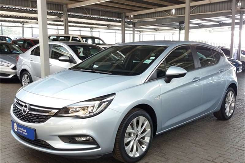 2019 Opel Astra hatch 1.4T Enjoy auto