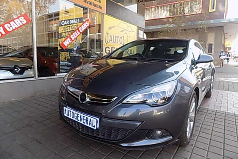 2014 Opel Astra GTC 1.4 Turbo Enjoy