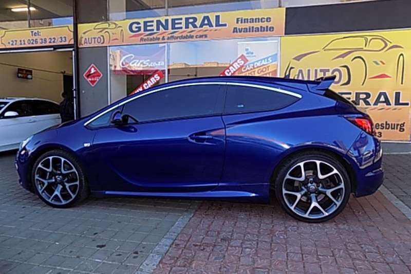 2013 Opel Astra Opc Coupe Petrol Fwd Manual Cars For Sale In