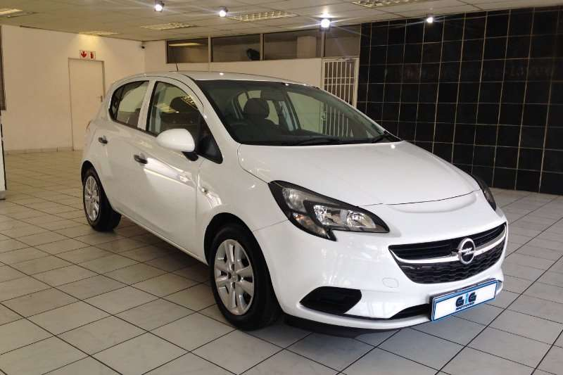 Opel Corsa 1.0T Ecoptex  (One owner) 2017