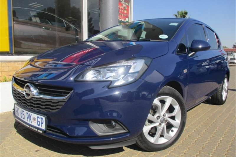 2017 opel corsa corsa 1 0t enjoy cars for sale in gauteng r 189 995 on auto mart. Black Bedroom Furniture Sets. Home Design Ideas