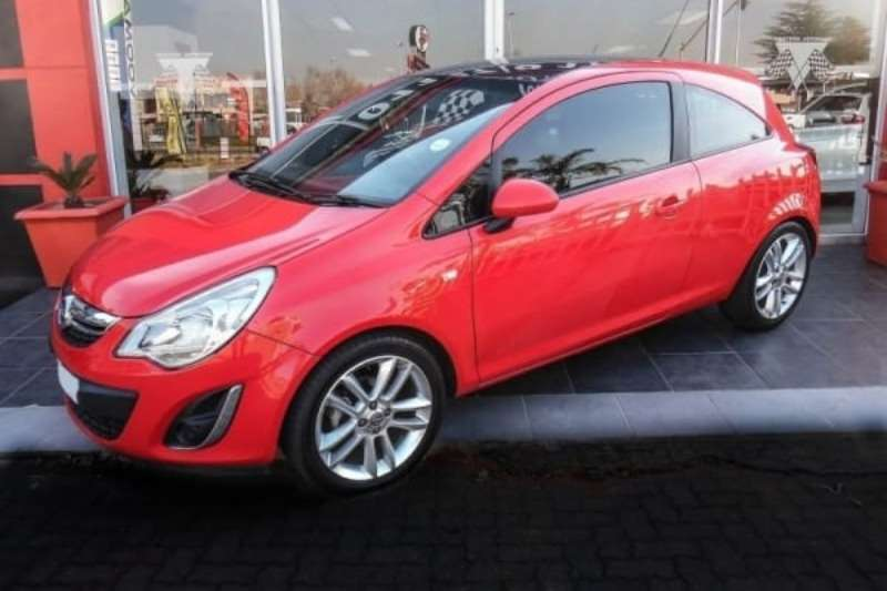 Opel Corsa 1.4 Colour Edition 2011