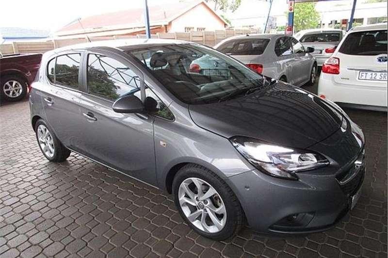 Opel Corsa 1.4 Enjoy Auto 2016
