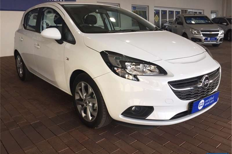 2017 opel corsa corsa 1 4 enjoy auto cars for sale in gauteng r 204 000 on auto mart. Black Bedroom Furniture Sets. Home Design Ideas
