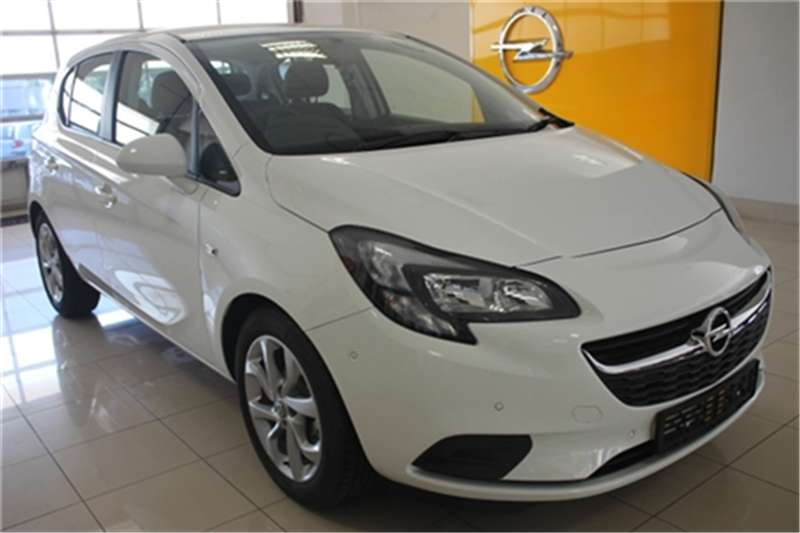 2017 opel corsa corsa 1 4 enjoy auto cars for sale in gauteng r 227 900 on auto mart. Black Bedroom Furniture Sets. Home Design Ideas