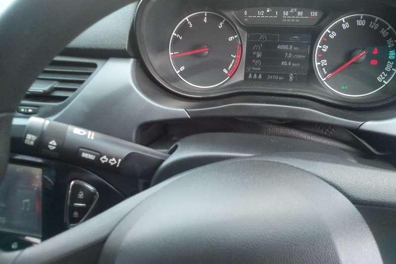 Opel Corsa 1.4 Enjoy Flex Fix 2015