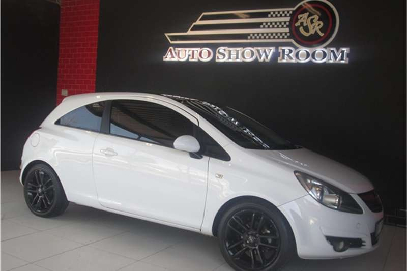 Perfect 2011 Opel Corsa Corsa 1.4 Sport Cars For Sale In Gauteng | R 89 950 On Auto  Mart