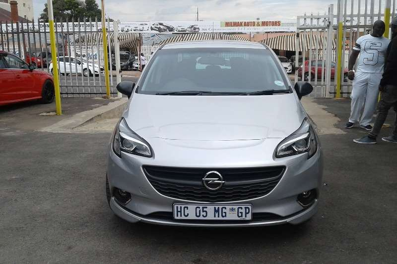 2016 opel corsa 1 4 turbo enjoy hatchback petrol fwd manual cars for sale in gauteng r. Black Bedroom Furniture Sets. Home Design Ideas
