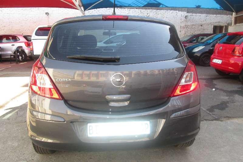 2012 Opel Corsa 1.6 Sport