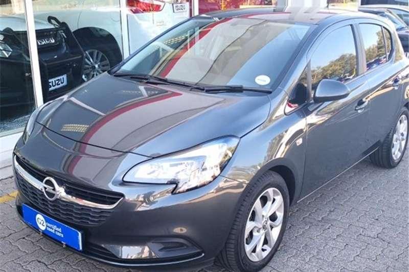 2018 Opel Corsa