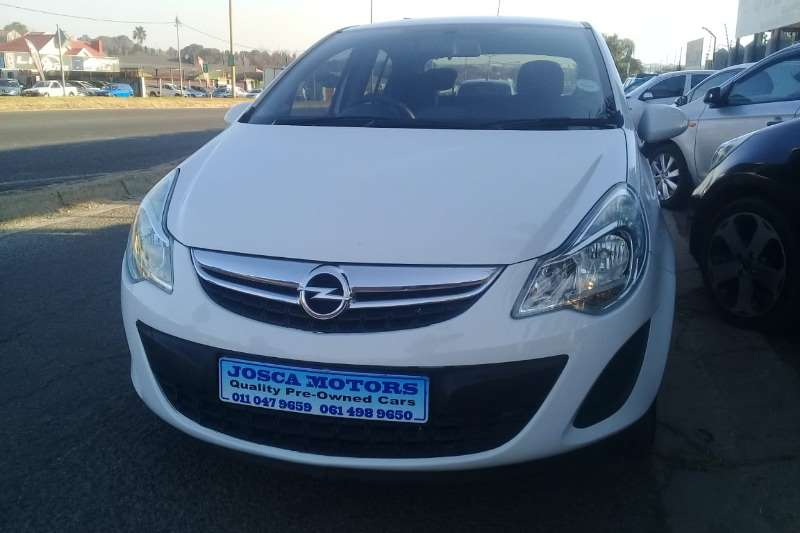 2014 Opel Corsa 1.4 Essentia