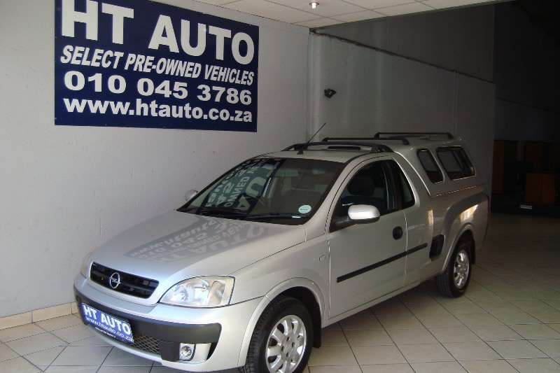 Opel Corsa Utility 1.4 Sport 2005