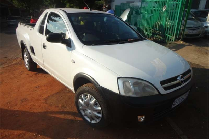 Opel Corsa Utility For Sale In Gauteng