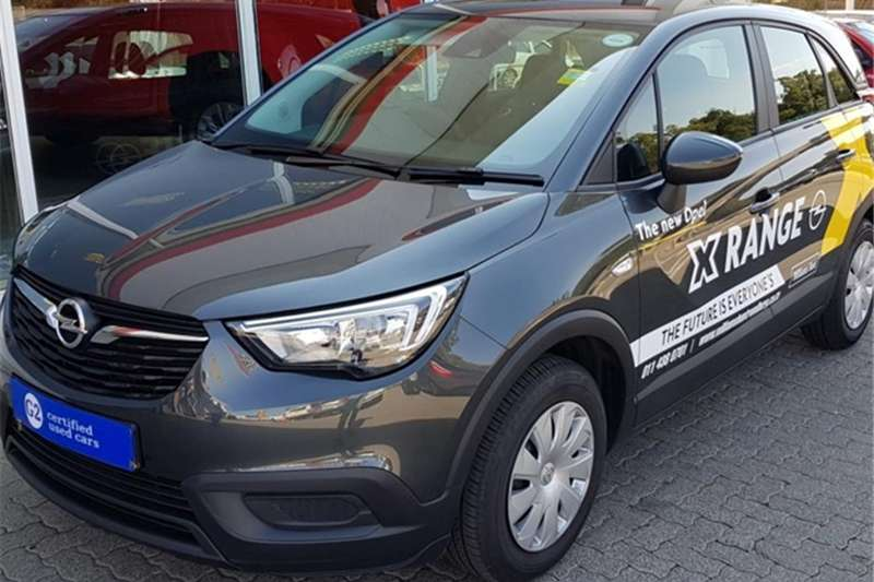 2018 opel crossland x crossland x 1 2 crossover suv petrol fwd manual cars for sale in. Black Bedroom Furniture Sets. Home Design Ideas
