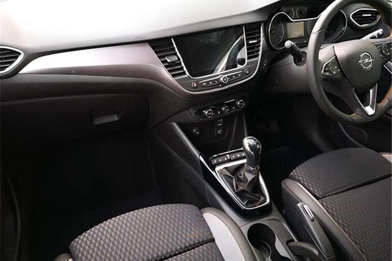 Opel Crossland X 1.2T COSMO 2018