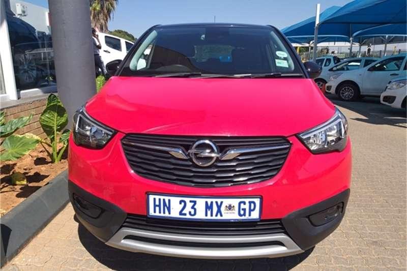 Opel Crossland X 1.2T COSMO A/T 2018