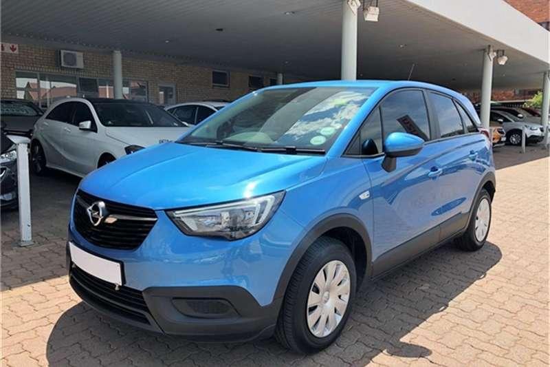 2018 Opel Crossland X CROSSLAND X 1.2