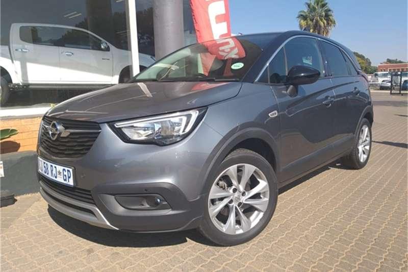 2018 Opel Crossland X CROSSLAND X 1.2T COSMO