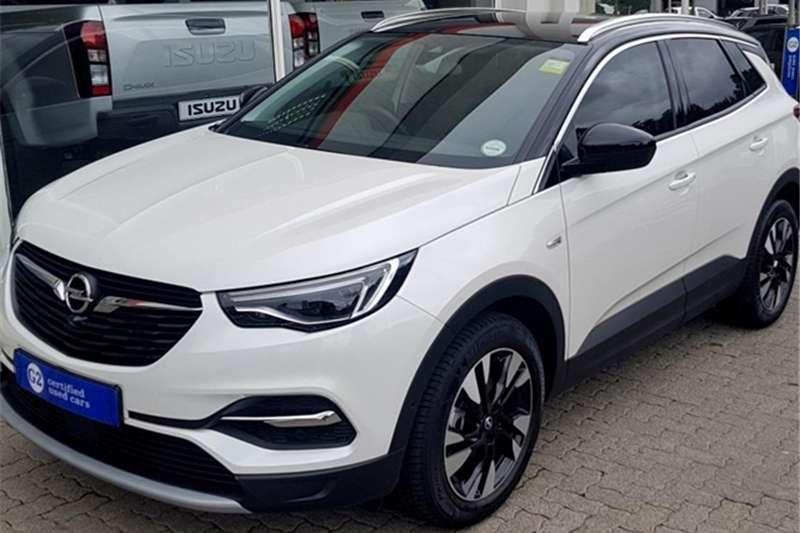 2019 Opel Grandland X