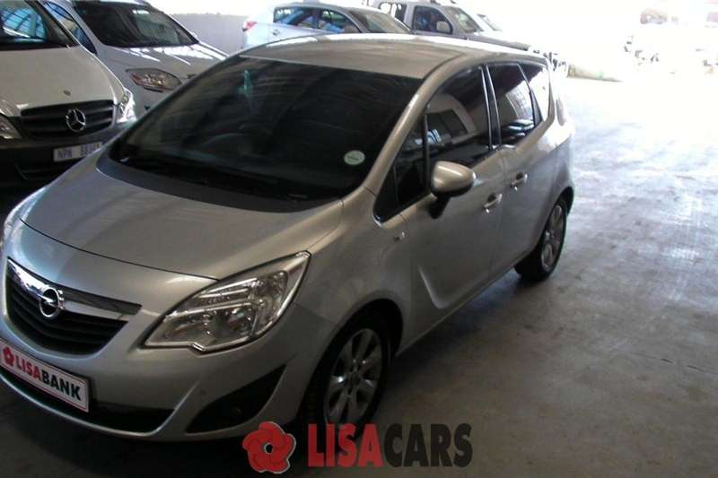 2014 Opel Meriva 14 Turbo Enjoy Cars For Sale In Gauteng R 149