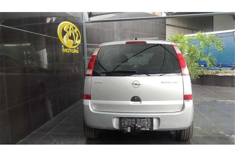 Opel Meriva 1.6 Comfort 2004