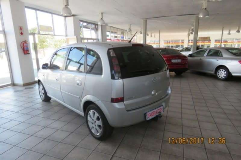 Opel Meriva 1.6 Enjoy 2007