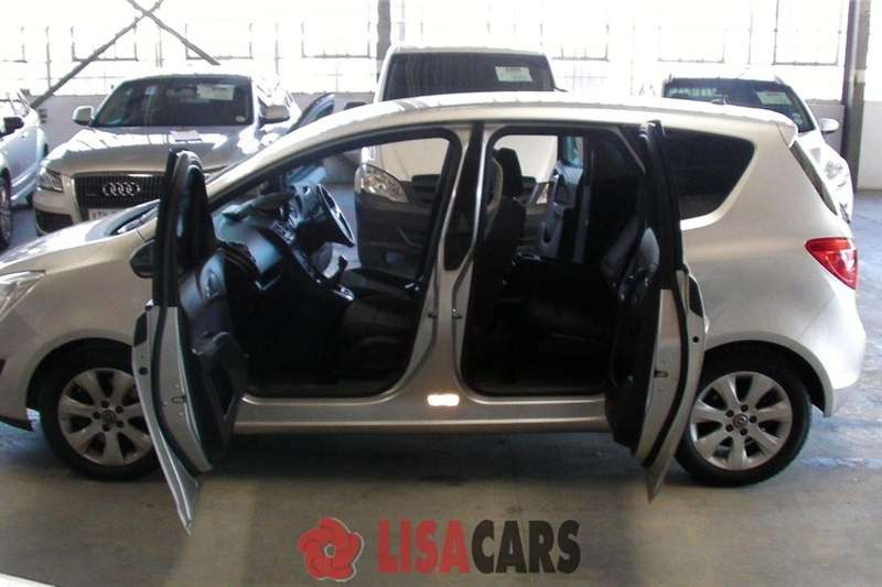 2014 Opel Meriva 16 Enjoy Cars For Sale In Gauteng R 14990 On