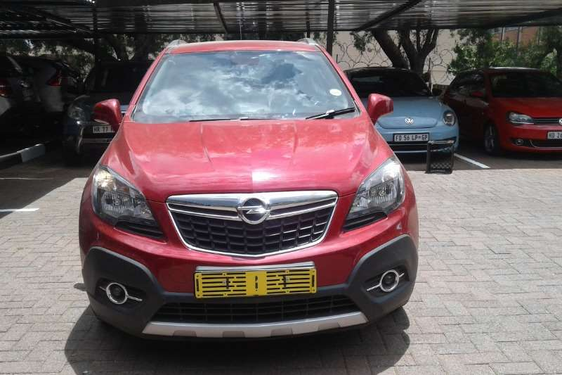 2017 Opel Mokka X 1.4 Turbo Enjoy auto