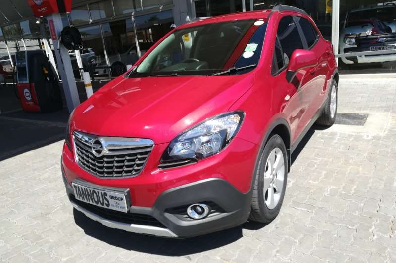2015 Opel Mokka X 1.4 Turbo Enjoy