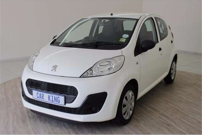 2014 Peugeot 107 1.0 Urban Hatchback ( FWD ) Cars for sale in ...