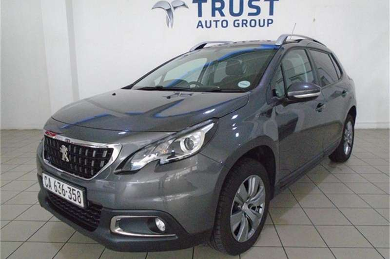 Peugeot 2008 1.6HDi Active 2019