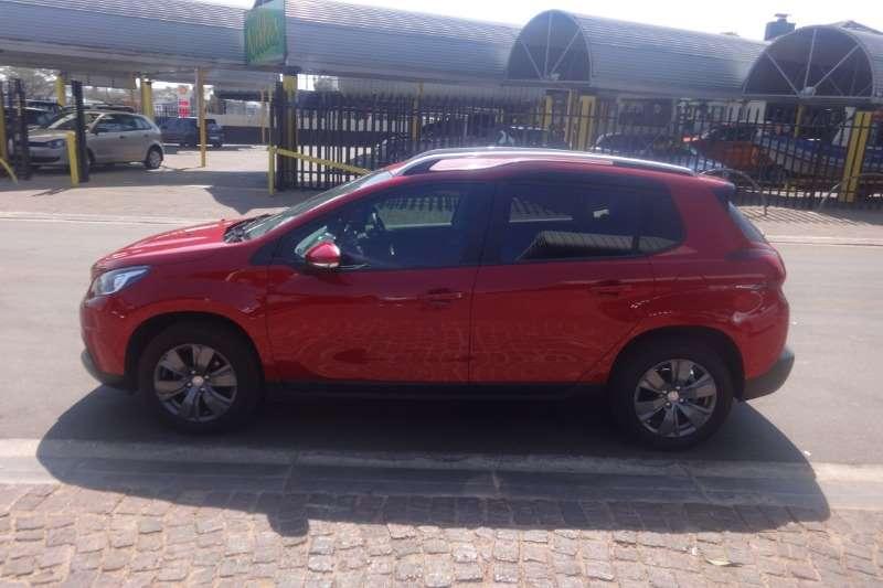 2017 Peugeot 2008 1.6 Active