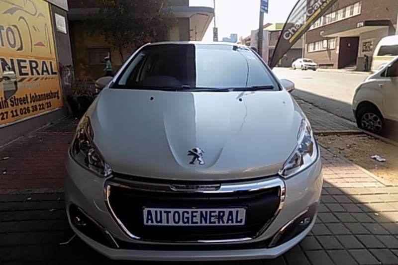 2018 Peugeot 2008 1.2T Active